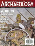 Archaeology Magazine_