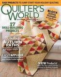 Quilter's World Magazine_