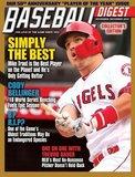Baseball Digest Magazine_
