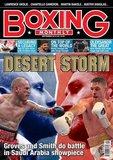 Boxing Monthly Magazine_