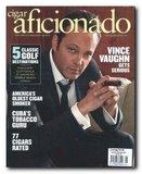 Cigar Aficionado Magazine_