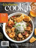 Louisiana Cookin' Magazine_