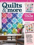 Quilts and More (Better Homes & Gardens presents) Magazine_