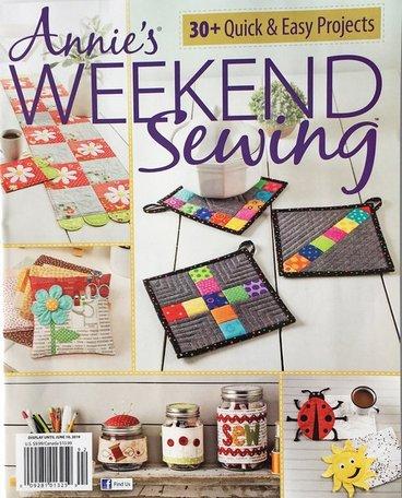Annie's Weekend Magazine