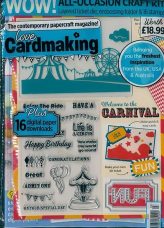 Love Cardmaking Magazine