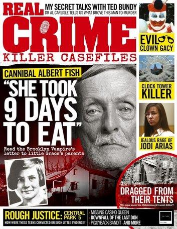 Real Crime Magazine