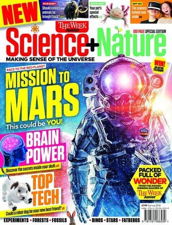 The Week Junior Science and Nature Magazine