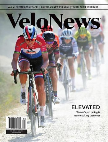 Velo News Magazine