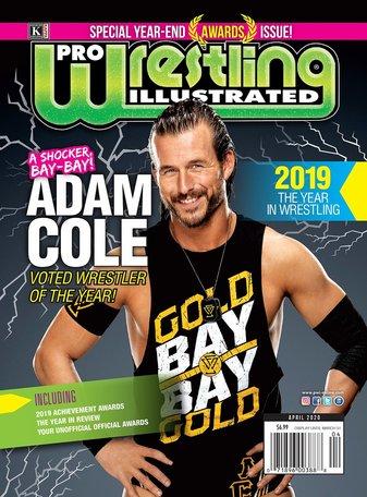 Pro Wrestling Illustrated Magazine