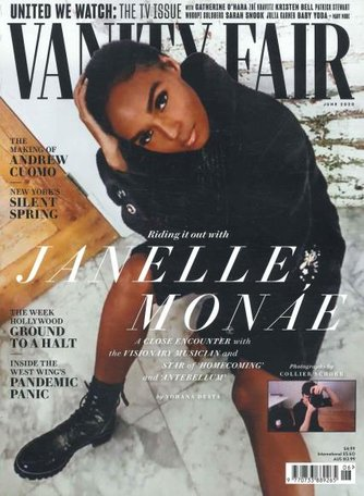 Vanity Fair (UK) Magazine