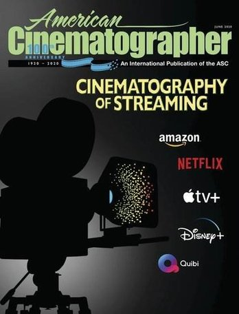 American Cinematographer Magazine