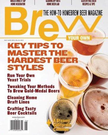 Brew Your Own Magazine