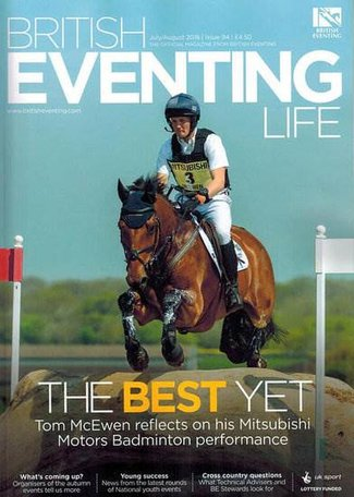 British Eventing Life Magazine