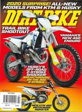 Classic Dirt Bike Magazine