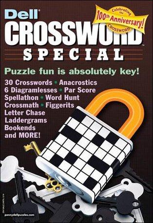 Dell Crossword Special Magazine