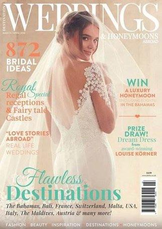 Destination Weddings & Honeymoons Magazine