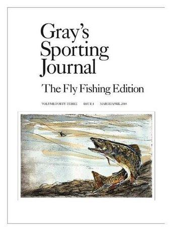 Gray's Sporting Journal Magazine