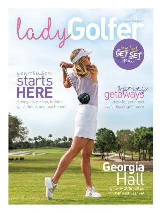 Lady Golfer Magazine