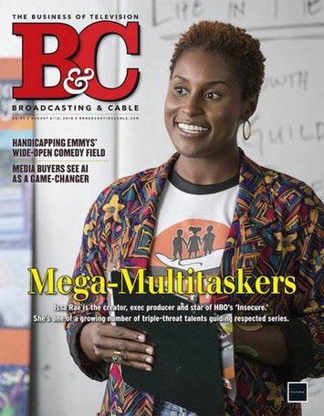 B & C (Broadcating & Cable) Magazine