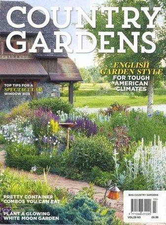 BH&G country gardens Magazine