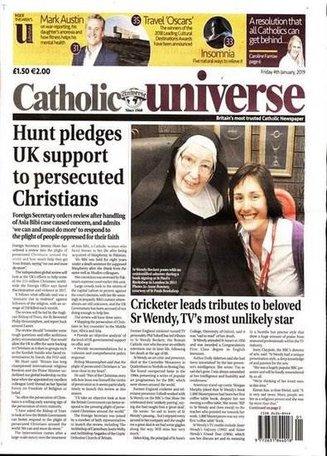 Catholic Universe Magazine