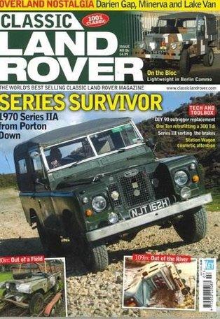 Classic Land Rover Magazine