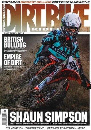 Dirt Bike Rider Magazine