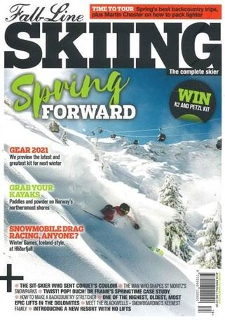 Fall Line Skiing Magazine