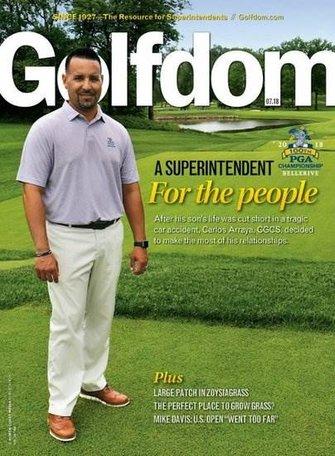 Golfdom Magazine