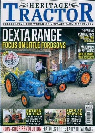 Heritage Tractor Magazine