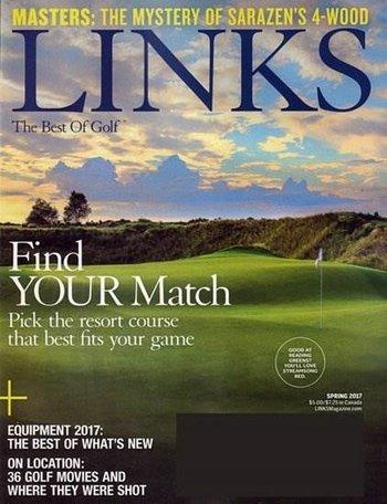Links Magazine Magazine