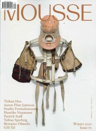 Mousse Magazine (English Edition)