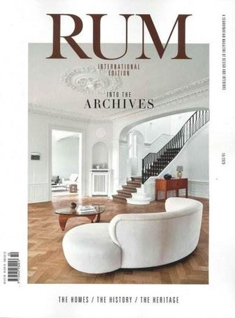Rum International Edition Magazine (English Edition)