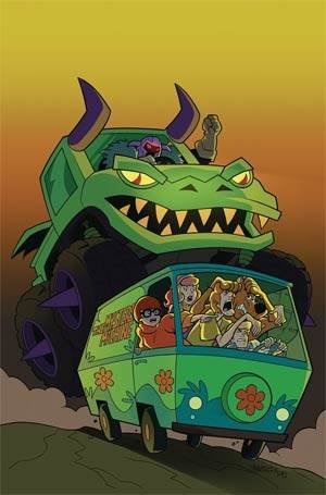 Scooby-Doo Where Are You? (DC Comic)