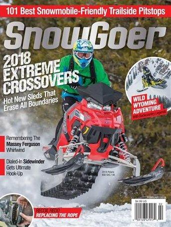 Snow Goer Magazine