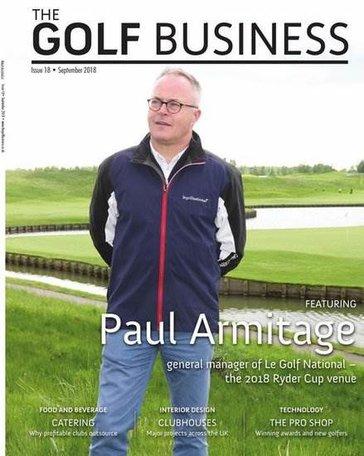 The Golf Business Magazine