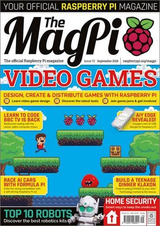 The Magpi Magazine