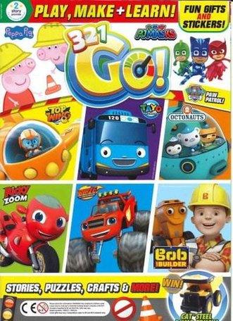 321 Go Magazine