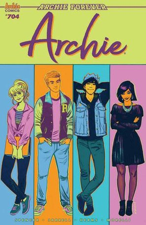 Archie & Me Comic Digest