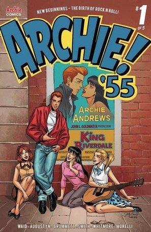 Archie 55 Magazine