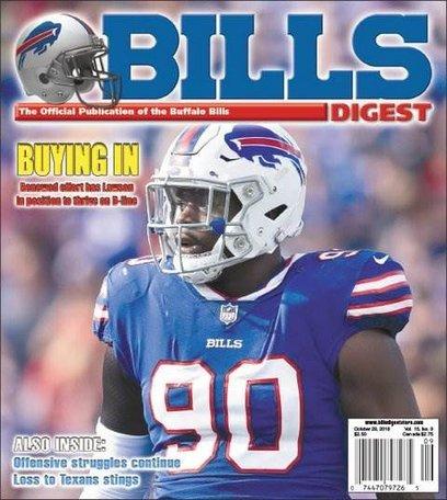 Bills Digest