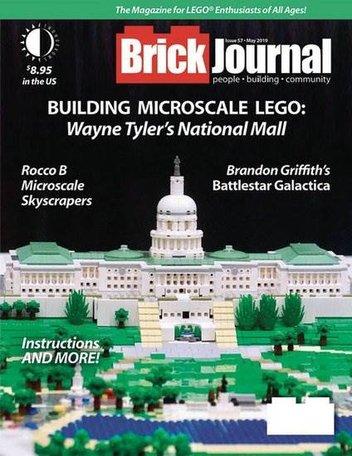 Brick Journal