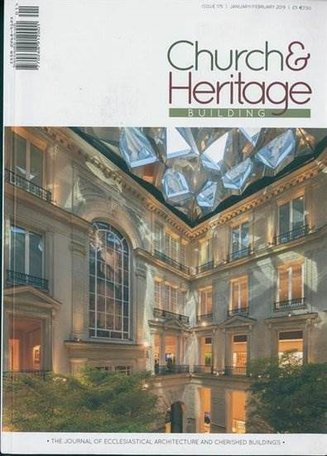 CHB (Church and Heritage Building) Magazine