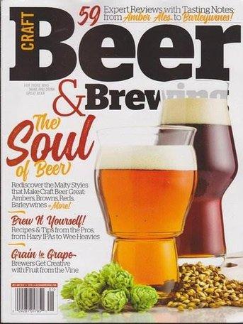 Craft Beer & Brewing Magazine