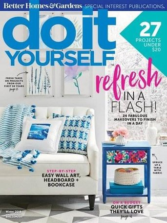 Do It Yourself (Better Homes & Gardens presents) Magazine