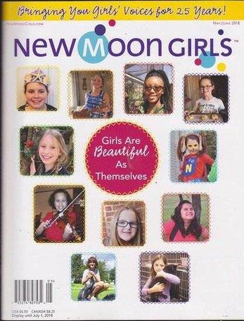 New Moon Girls Magazine