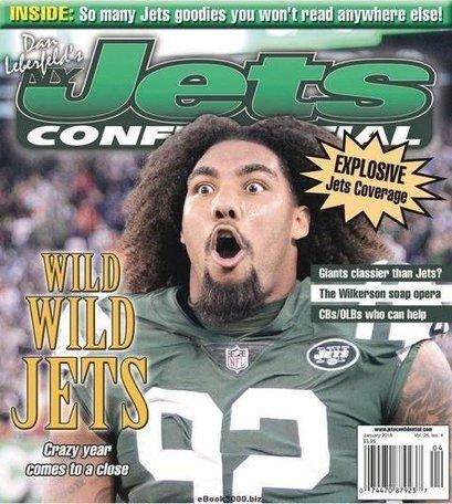NY Jets Confidential Magazine