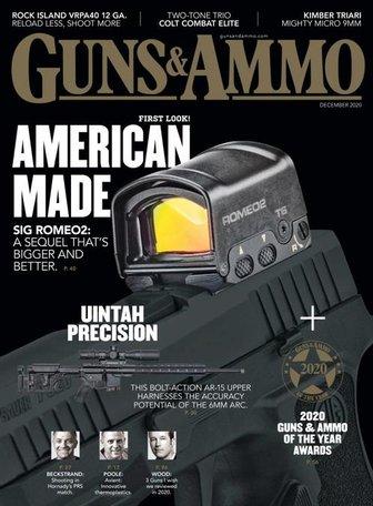 Guns & Ammo Magazine