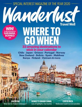 Wanderlust Travel Magazine