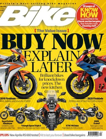 Bike (USA) Magazine
